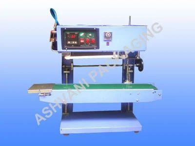 Ashvani packaging Vertical Band Sealer, 100 ,Capacity: Variable
