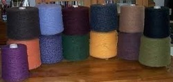 Colored Lycra Yarn