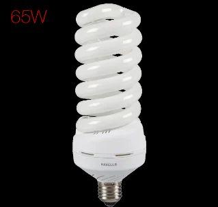 CFL 65W Spiral Higher Bulbs