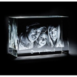 Crystals Photo Frame