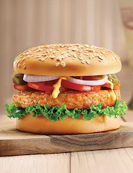 Big Crunch Chicken Burger
