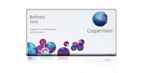 8a27eb8d024a5 Biofinity Toric 3 Lens Pack at Rs 1125  set