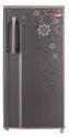 LG 188 Litre Single Door Refrigerator Silk Ornate