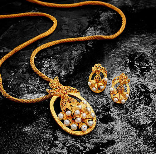 Gold pendant sets view specifications details of gold pendant gold pendant sets aloadofball Images
