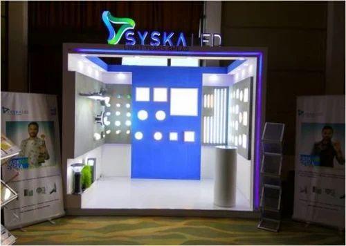 Exhibition Stand Design Bangalore : Exhibition stall designer led expo in ashoka super market mumbai