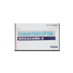 Doxazosin Tablets