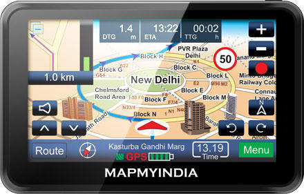 Maps My India Mapmy India Car Navigation System   Carmos, New Delhi | ID