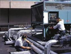 Maintenance Water Chiller Air Conditioner