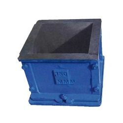 Mild Steel Concrete Cube Molds