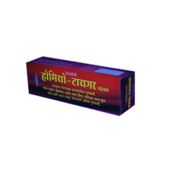 Homeopathic Homoeo Ointment, for Personal, Pack Size: 15 Grams