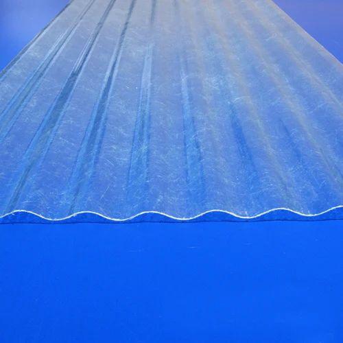 Colorless Fiberglass Sheet Rs 200 Kilogram R K