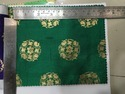 Banarasi Jacquard Fabric Flower