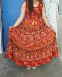Jaipuri Frock