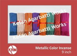 Metallic Color Incense