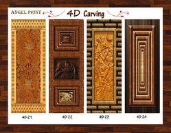 3D Door Skin
