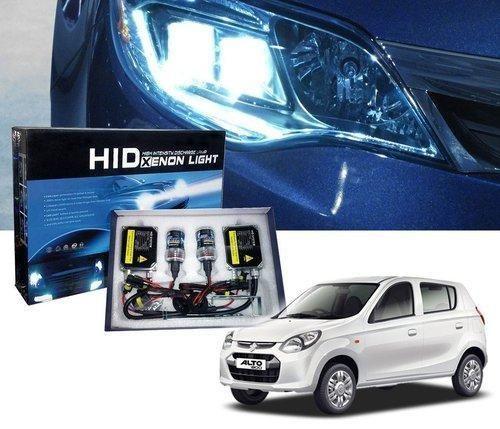 Xenon HID Discharge H11 35W 6000k White Reflector Main Dipped Beam Light Bulbs