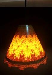Designer Conical Curvy Hanging Lamp