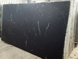 Forest Black Antique Finish Marble