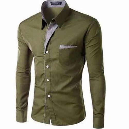 Men Slim Cotton Fit Shirts at Rs 899 /piece | Mens Cotton Shirt ...