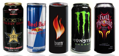 How To Name An Energy Drink