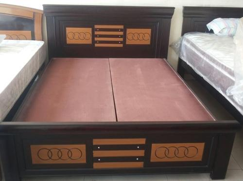 Teak Wood Wooden Bed Wooden Bed Collection K P Sales Corporation