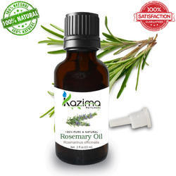 KAZIMA 100% Pure, Natural & Undiluted Essential Rosemary Oil