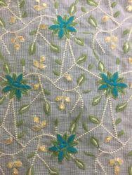 Supernet Embroidered Fabrics
