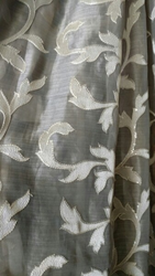 Designer Neted Curtain