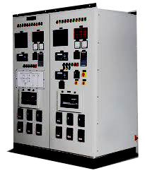 Switch Gear Protection Panel