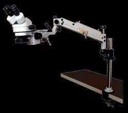 RADICAL 7x To 45x Binocular Stereo Zoom Microscope RSM-8AS, LED, Packaging Type: Cardboard Box