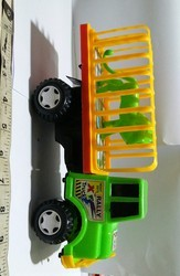 Friction Zoo Truck Toy