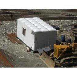 GRP Panel Cabin