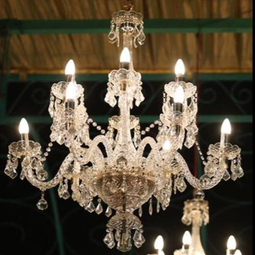 Italian crystal chandelier light at rs 15000 carton crystal italian crystal chandelier light mozeypictures Images
