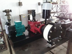 AEW Hydraulic Actuated Diaphragm Pumps