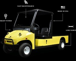 Electric Industrial Goods Vehicle