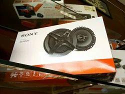 Car Sony Speaker