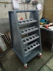 CNC Tool Holder Trolley