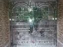 Large Steel Door