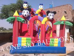 Micky Mouse Jumping Bouncy