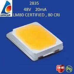 2835 SMD LED 48V 20mA