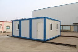 Container Labor House