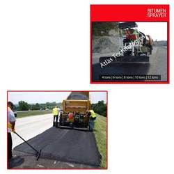 Bitumen Sprayer for Road Construction