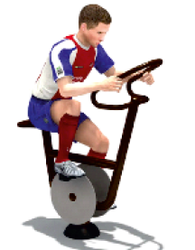 Excer Cycle, for Gym