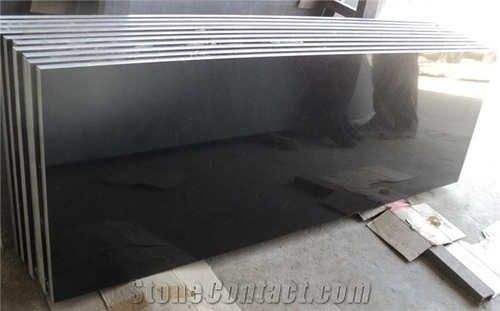 Absolute Black Granite Kitchen Top