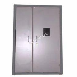 Hinged Security Steel Door