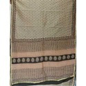Fancy Chanderi Silk Saree