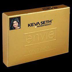 Envie Gold Facial Kit 23gm