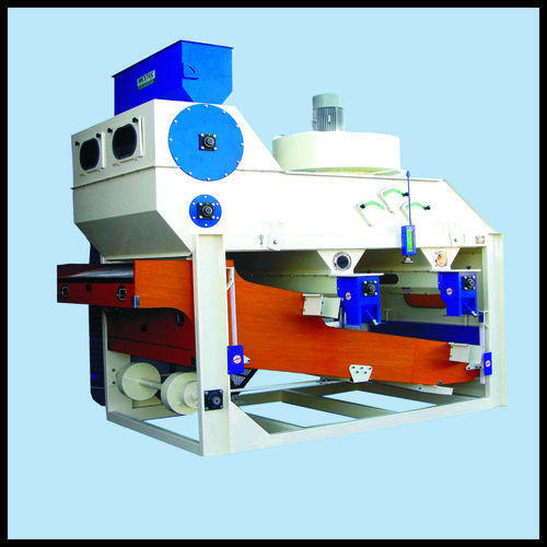 Grain Cleaning Machine - Wheat Cleaning Machine Manufacturer from