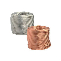Bare Stranded Copper Wires