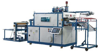 Semi-Automatic Thermoforming Machine, Rs 500000 /piece(s) Selvaa Sealers |  ID: 11015528491